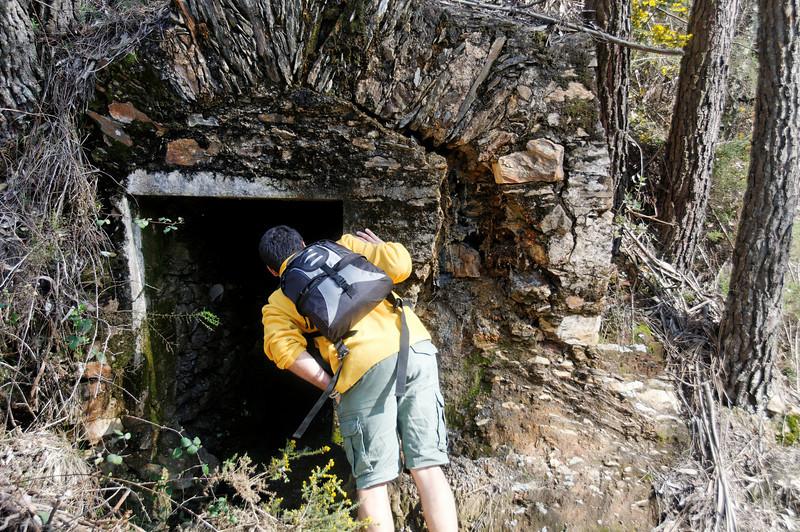 Respiradouro da Fundição das Minas do Braçal