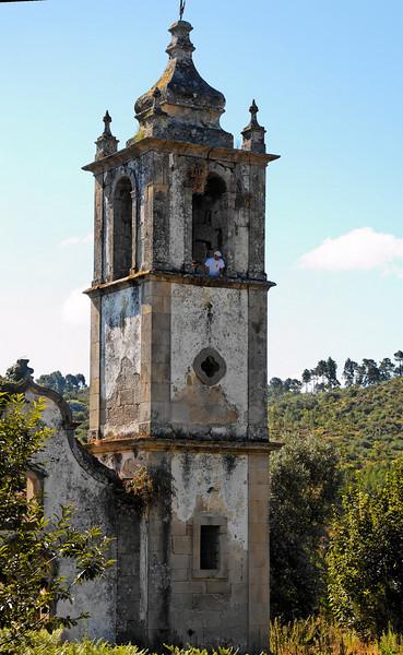1.4.Igreja de S. Miguel do Mato<br /> Julho 2008
