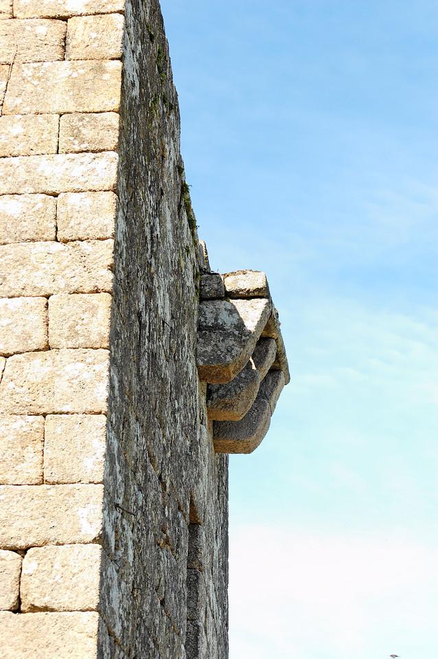 Torre Medieval de Cambra<br /> PR6 Trilho Medieval Cambra Vouzela - 14-06-2008