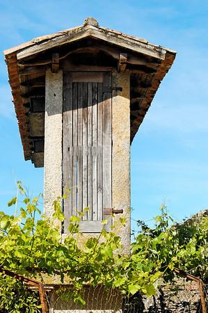 Espigueiro PR6 Trilho Medieval Cambra Vouzela - 14-06-2008
