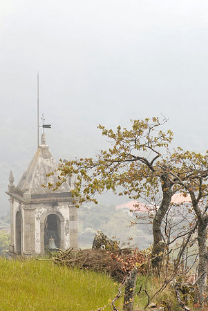 pela Serra do Caramulo Fornelo do Monte