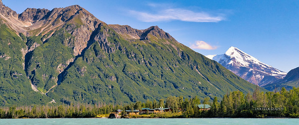 Redoubt Mountain Lodge, Lake Clark National Park, Alaska