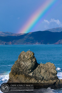 Marin Headlands Rainbow