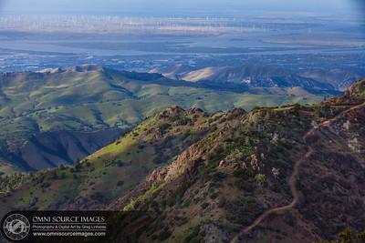 Mt. Diablo Vista Point