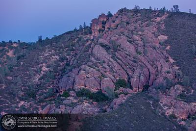 The Pinnacles National Park Twilight