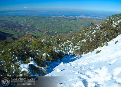 Mt_Diablo_Snow_Panorama