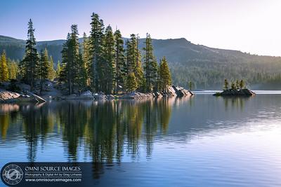 Lake Alpine Sunsrise