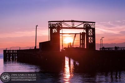 Point Richmond Sunset