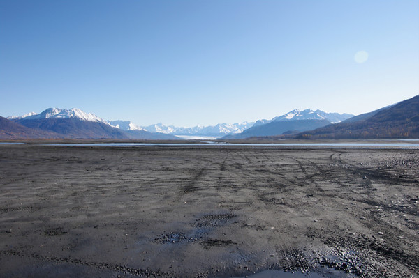 10-09-2011 Run to Knik Glacier