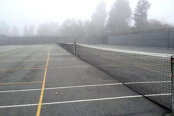 Fog test