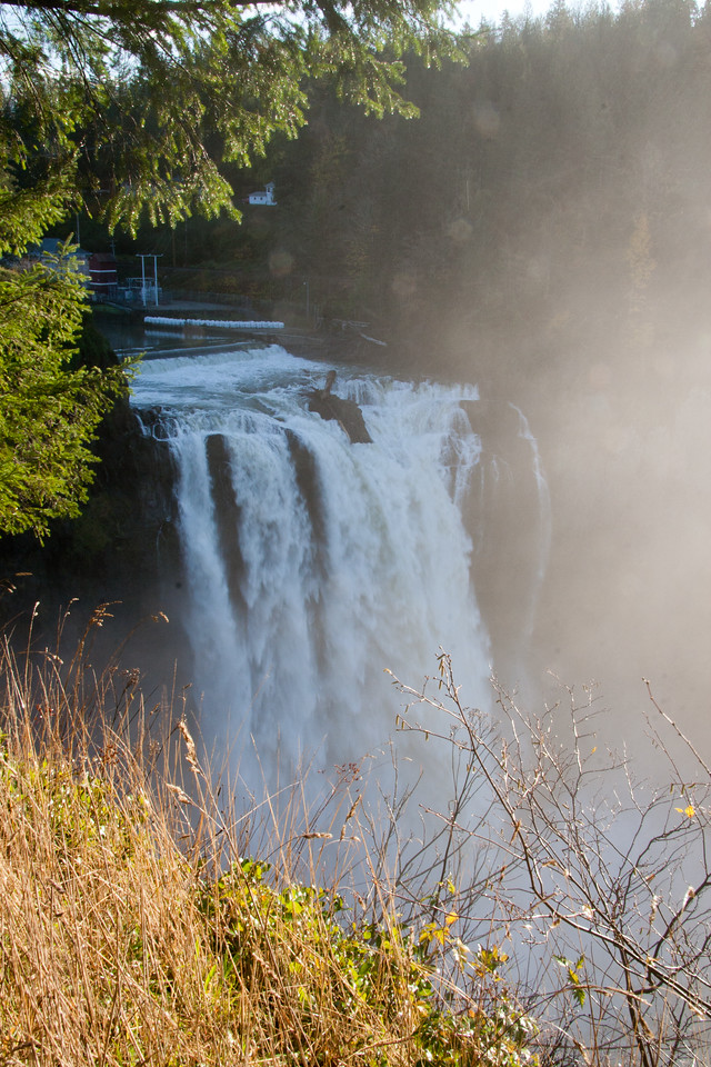 11/1/2009 - Hike at Snoqualmie Falls