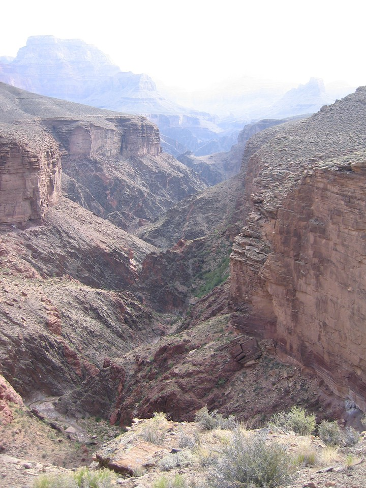 More Grapevine Canyon