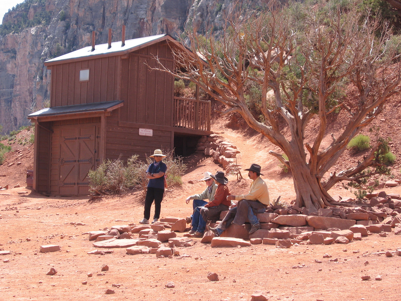 Wranglers at Cedar Ridge