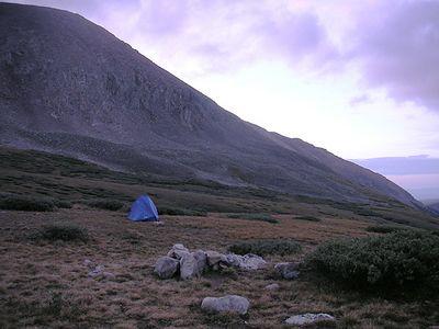 Hiking 2004