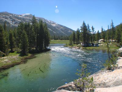 2006-07-01 Backpacking Lyell Canyon - Yosemite