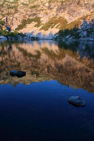 2008-08-01 Granite Lake-Trinity Alps Backpacking