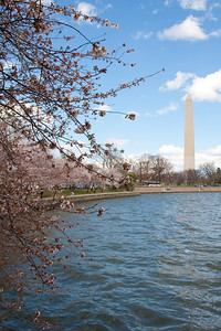 Washington Monument, Tidal Basin, Washington D.C.