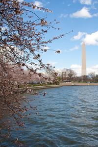 Washington Monument, Tidal Basin, Washington D.C.