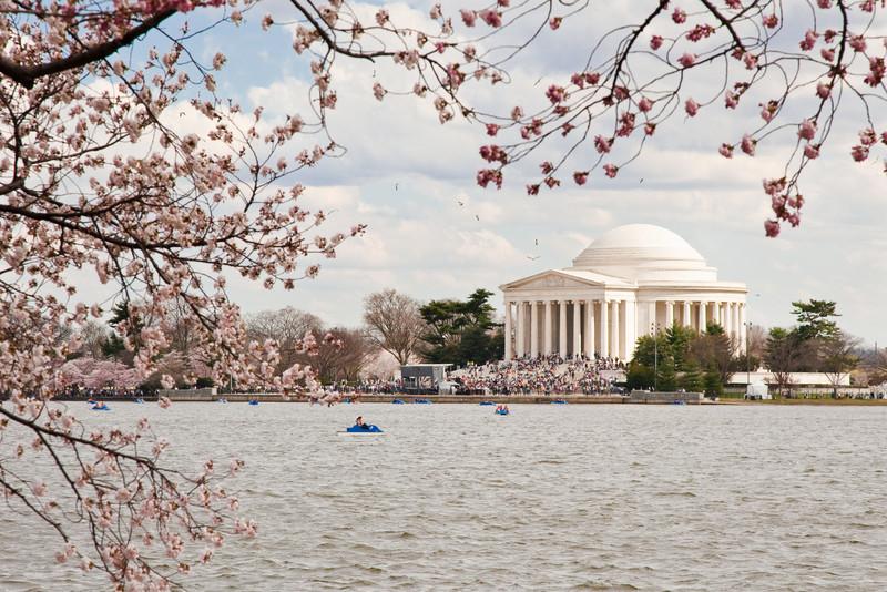 Jefferson Memorial, Tidal Basin, Washington D.C.