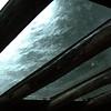 rear porch rain