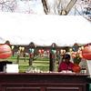 Japanese tea garden vendor