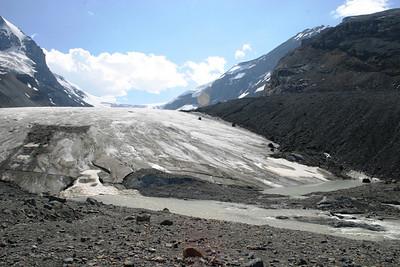 Athabasca Glacier... Amazing!