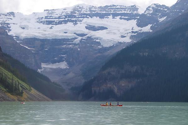 2010 Canadian Rockies Camping Trip