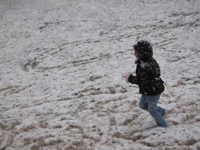 2010 First Snow