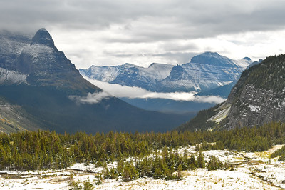 Glacier National Park.