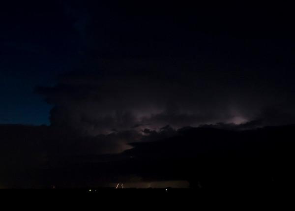 2010-08-31 Kansas Lightning Storm