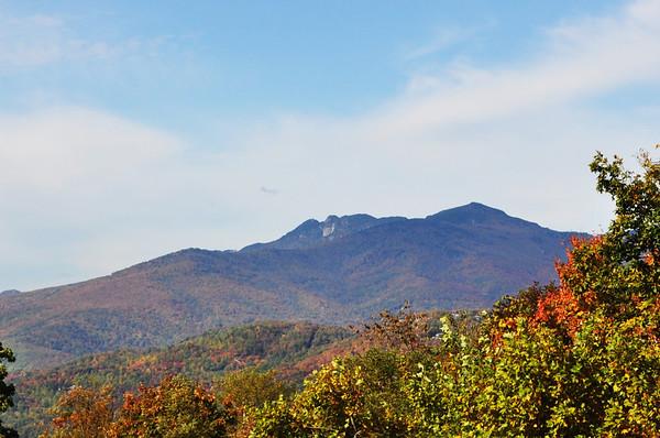 2011 Fall in North Carolina