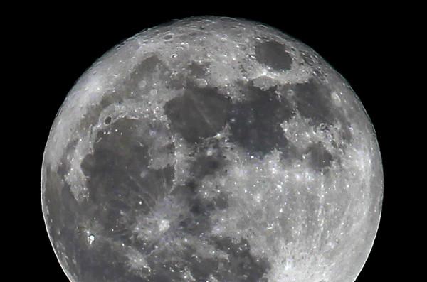 2011 March Super moon