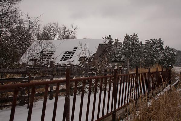 01-11-2011 Snowy Middle Tenn.