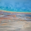 Grand Prismatic Spring<br /> Yellowstone National Park