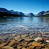 Lake Sherburne<br /> Glacier National Park