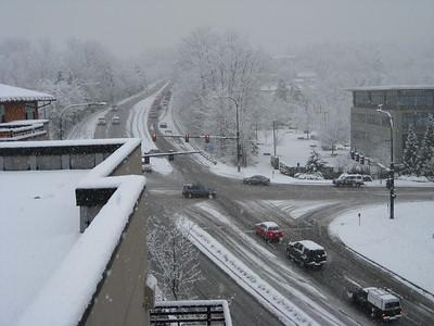 2012-01 Kirkland Snowstorm