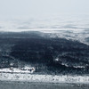 Shoreline of Cook Inlet, Alaska 11/2012