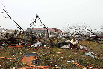 2013-02-11 Hattiesburg Tornado