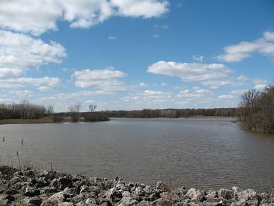 2013-04-20 Busse Lake Dam