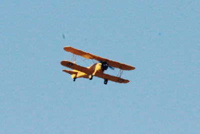 Bi-Plane @ Little Creve Coeur Marsh