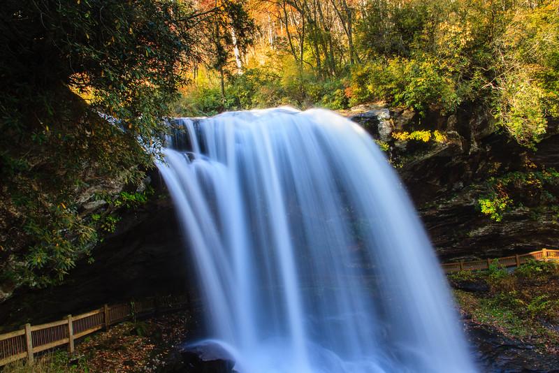 Dry Falls Highlands, NC