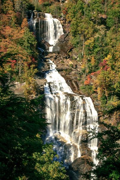 Upper Whitewater Falls, SC