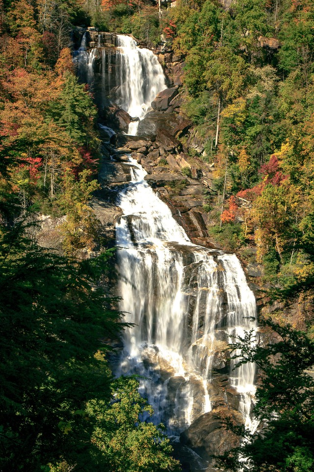 Upper Whitewater Falls, SC