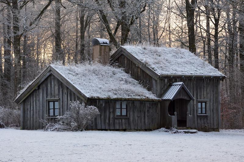 29:e december. -15 C på morgonen