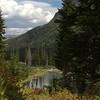 Glacier National Park, Two Medicine - Hike to Upper Two Medicine Lake
