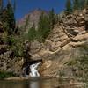 Glacier National Park, Two Medicine - Running Eagle Falls