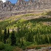 Glacier National Park, Two Medicine - Hike to Upper Two Medicine Lake