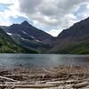 Glacier National Park, Two Medicine - Upper Two Medicine Lake
