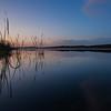 Sunset at Lake Mombeong