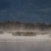 An early moody morning at Moora Moora Reservoir